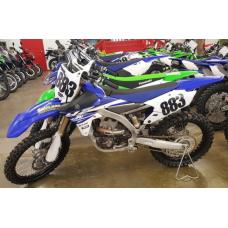 2015 YZF450